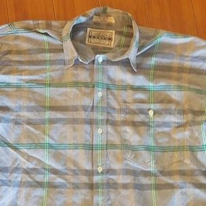 LEVI'S Strauss Button Up Western Shirt Rockabilly